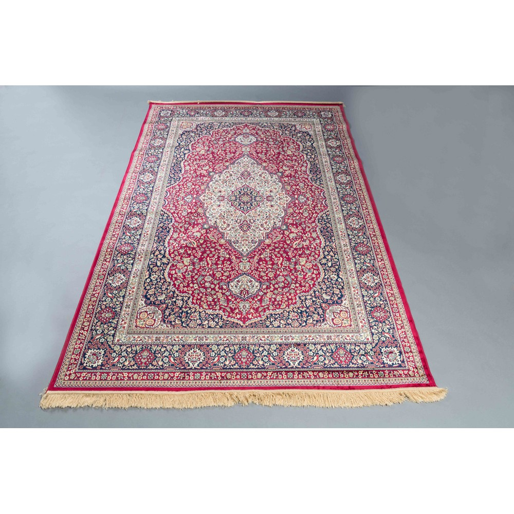 Tapis Soyeux -77808 -185X275 -Red/Tradition